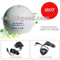 air ionizer,  ionic air purifier,  anion generator