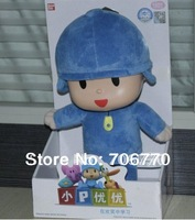 New POCOYO BANDAI NIP PLUSH SOFT FIGURE Toy Lovely Gift
