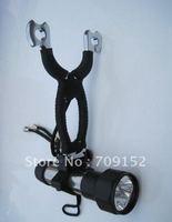 EMS Free shipping Wholesales Slingshot/catapult, Hunting tools
