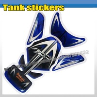 Hot ! Motorcycle Tank Pad Protector Decal Sticker MP008