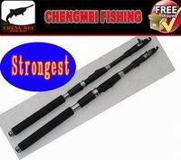 Newest design strongest  fishing pole rods , carbon  fishing rod,Telecopic rods   3.0M  2 pcs/lot
