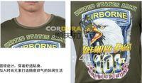 Free Shipping New Arrival Summer TD Short SleevesT-shirt  M16T T-Shirt black&green