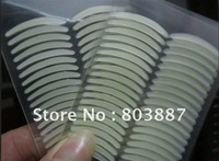 Hot sale! 1600pairs (16 pairs on one sheet) Double Eyelid Sticker Tape Free shipping