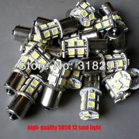 Free shipping   T20/7440 W21W 13SMD -5050 LED car bulb turn signal light 1156  ba15s car light
