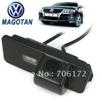 Special car rearview camera reversing Camera for POLO(hatchback)/MAGOTAN/PASSAT CC/GOLF/BORA/JETTA/SKODA SUPERB/BEETLE/PHAETON