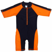 BS28-   6pcs/lot  kids' swimsuit Boy' rush guard  beach garment   swimming wear children  wetsuit sea wear bathing suit