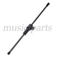 1 piece Strong Black Carbon Fiber Cello Endpin 3/4 & 4/4 Cello Parts