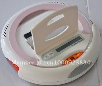 Robotic vacuum cleaner>>Auto vacuum cleaner>>2012 hot sales products  QQ-2LT(pink)