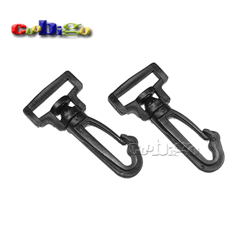 "3/4"" Plastic Snap Hooks Rotary Backpack Buckles Webbing 19mm 1,000pcs Pack #FLC015-Eb(China (Mainland))"