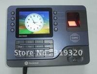 ZDC1534ID TFT Fingerprint Time Attendance time clock(linux system TCP/IP)