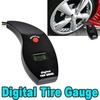 150 PSI Digital LCD Car Bike Motor Tire Tyre Air Pressure Gauge Tester Kpa Bar, Free Shipping