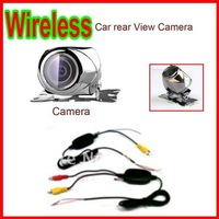 2.4G Wireless Car Vehicle Rearview Camera AV in Cable Wireless Car Rear View Camera ,Water Proof,Day/Night,170 degree