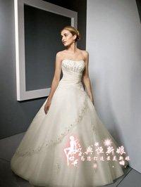 simple wedding dress A-Line 2012 wholesaler