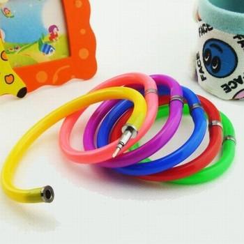 12 pcs/pack Colorful Novelty Bracelet Style Ball Pen Stationery (KB-10)