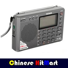 Wholesaler TECSUN PL-380 Gift PLL DSP with ETM function FM-stereo / AM / SW / LW World Band Mini Portable Radio #E09152