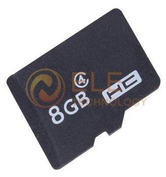 8GB HC Transflash TF CARD micro sd memory card