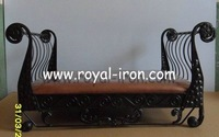 Free shipping,new style,long time using,longevity,royal,wrought iron pet bed,pet house,metal pet bed for dogs,cats,etc.