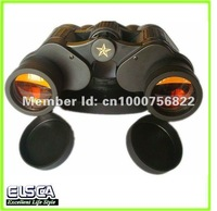 Waterproof Binocular  Zoom 50*50 16times 40MM Military Telescope Binoculars Night vision Have little light Can see At Night