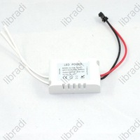 5pcs 3x3w 9W Dimmable LED Driver Transformer Supply For Ceiling Light 85~265V Constant Current