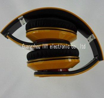 rock pop hip hop R&B musci DJ studio sports headphone 3.5mm dip Compatible