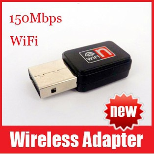 Mini 150M USB WiFi Wireless Network Card 802.11 n/g/b LAN Adapter(China (Mainland))