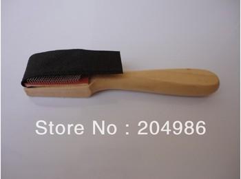 1pcs Ballroom Dance shoe brush FREE shipping professional for latin shoes
