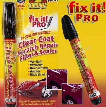 Simoniz Fix It Pro Pen Clear As Seen On TV  130pcs of 1lot