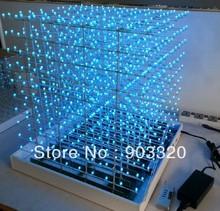 cheap 3d led cube