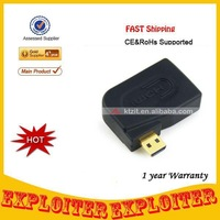 HDMI Female to Micro HDMI Male Adapter,Free Shipping