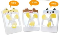 Free shipping, HOT selling! Fashion USB cartoon frame fan, mini fan. Retail&Wholesale
