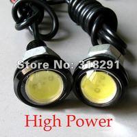 10pcs 12V car led reversing light eagle eye lamp Backup Stop Tail daytime running light White Color 1