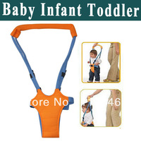 New Cotton Baby Walkers Infant Toddler Safety Harnesses Learning Kid Keeper For 10-24 Years' Old Orange Freeshipping
