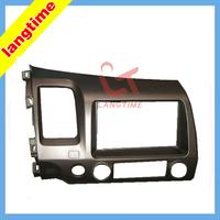 Ems shipping--car refitting dvd frame/dvd panel/audio frame for Honda Civic (Left), 2DIN
