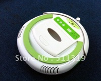 Intelligent robot vacuum cleaner QQ-2LV anti collision,Automatic charging