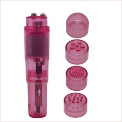 Wholesale Free Shipping! Hot Product Pocket rocket, waterproof mini massager, Vibrator Toys, Sex Toys, Adult Toys(China (Mainland))