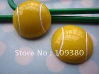 30pcs/lot, Flat back golf ball
