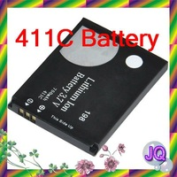 Free Shipping - 60pcs/lot - IP-411C Mobile Phone Replacement  Battery For LG KG198 KG190 KG195 Cellphone 750mAh