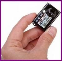 10pcs/1lot Mini DV World's smallest High Definition Digital Video Camera with Motion detection +Webcam+retail box