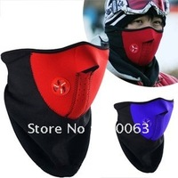New Bicycle Winter Ski snow neck warmer face mask helmet for Skate/ Bike /Motorcycle Free shipping