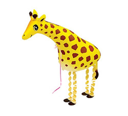 2013 NEW ARRIVAL Free shipping Walking Pet Balloons,giraffe Walking Balloons(China (Mainland))