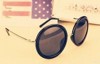 metal round sunglasses,fashion design with cheap price
