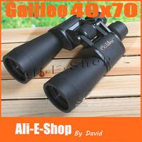 Brand NEW 40 x 70 Galileo Binocular Telescope 40X Zoom optinal binocular with 1000 Meter Range Free Shipping
