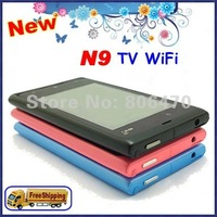 Free shipping! Cellular phone N9/L9 with Wi-Fi, Analoge TV, 3.5&#39;&#39; touch Screen, Dual Sim Dual Camera, 3 colors,Warranty