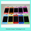 2012 hot products for iphone 4 4s color conversion kits LCD touch&back cover replacement free shipping dhl ems ups