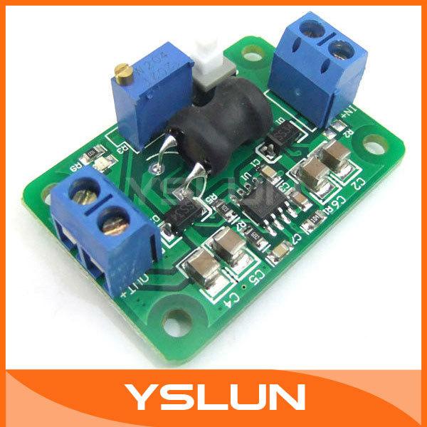 Инверторы и Преобразователи Voltage Converter 5/24 DC 0,93 18 2.5A 12V #090415 DC Buck Converter