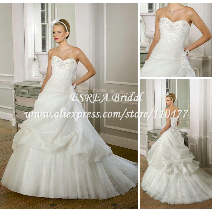 Свадебное платье ESREA MN375