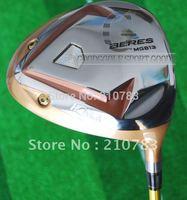 "Japan golf club New Honma Beres MG 813 Golf driver 9""or""10.loft Golf Graphite Clubs shaft Plus Driver Head cover Free shipping,"