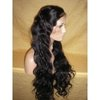 "STOCK 2012 New Gorgeous dark brown 24"" #2 high quality Lace Front wigs"