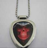 guitar pick holder necklaces,Super Natural pendants hold up to 4 picks (depending on gauge)
