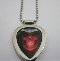 guitar pick holder necklaces,Super Natural pendants hold up to 4 picks (depending on gauge)